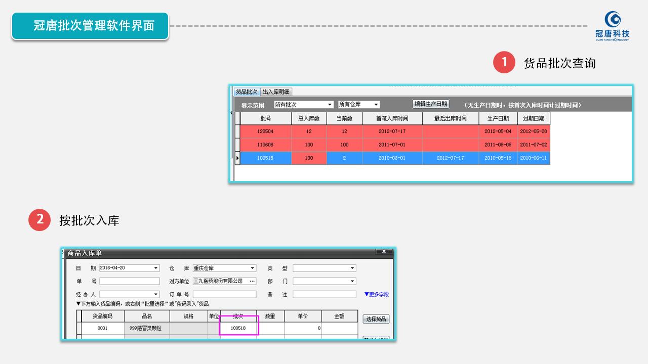 仓库管理系统 库存预警系统 药品管理